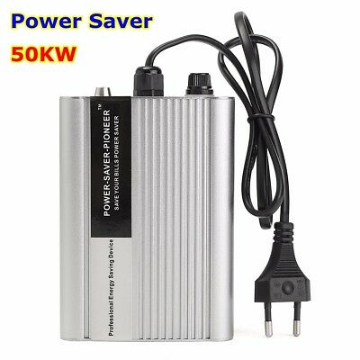 50KW Power Energy Saver Saving Box Electricity Bill Killer Up to 35% 90-250V
