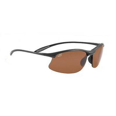 Serengeti Maestrale Sunglasses (Drivers Satin Black Frame)