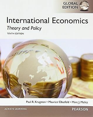 International Economics: Theory and Policy Global Edition