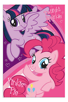 My Little Pony Twilight Sparkle And Pinkie Pie Poster - Maxi Size 36 x 24 Inch