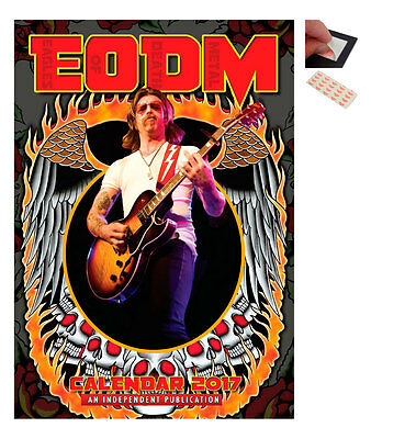 Calendar - Eagles Of Death Metal 2017 Wall Calendar - Large Size