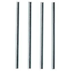 Filing Tray Riser Rods 115mm  Set of 4