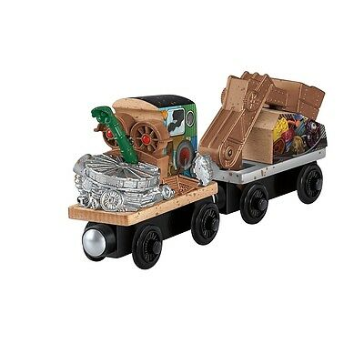 Fisher-Price Thomas & Friends Wooden Railway Scrap Monster (Tale of The Brave)-