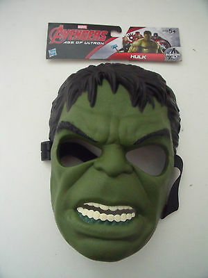 Marvel Avengers Age Of Ultron  Incredible Hulk Mask  - New