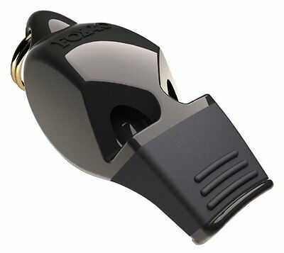Fox 40 Official Classic Eclipse Referee-Coach Whistle Sports, Safety, Alert, Dog