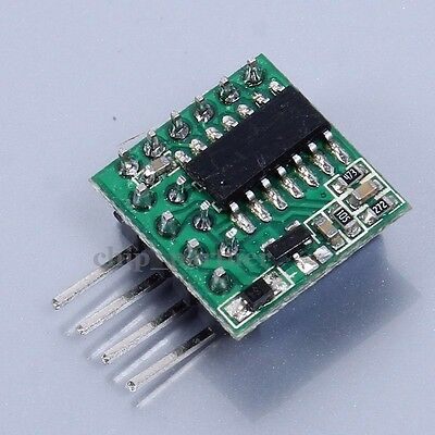 AT43 DC 3-12V Delay Circuit Module Timing 1s-20h For Delay Switch Timer 1500mA