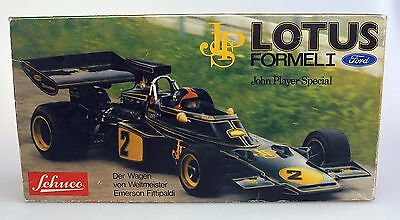 Schuco Jsp Lotus Formula I Race Car Original Box