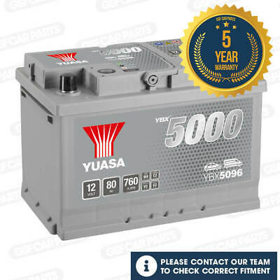 VW Tiguan 5N 2007-2016 Bosch S3 Battery 70Ah Electrical System Replacement Part