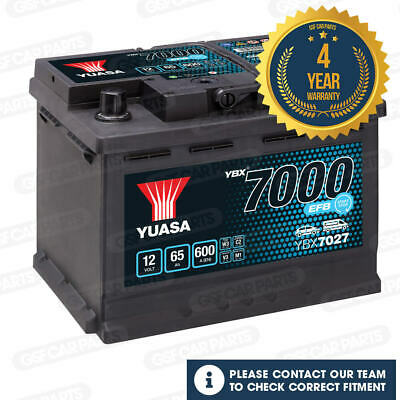 Lancia Musa 350 2004-2016 Vetech Battery 45Ah Electrical System Replacement Part