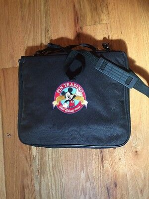 Large Official Disney Pin Trading Bag