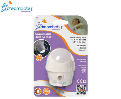 Dreambaby Auto-Sensor Swivel Night Light