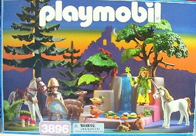 PLAYMOBIL Feenquelle 3896 NEU/OVP Magic