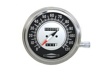 Speedometer with 1:1 Ratio, EA,for Harley Davidson motorcycles,by V-Twin