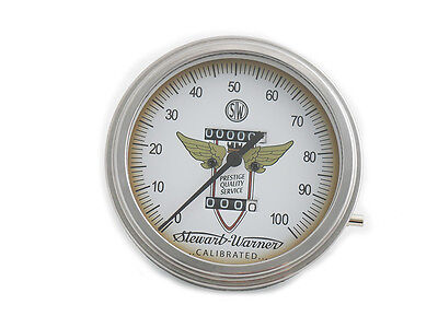 Police Special 1:1 Speedometer, EA,for Harley Davidson motorcycles,by V-Twin