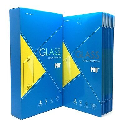 10X Tempered Glass Screen Protector for iPhone 5 6 7 Plus Samsung LG Wholesale