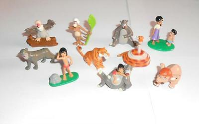 The Jungle Book 2 Figurines 3D Complete Set Panini