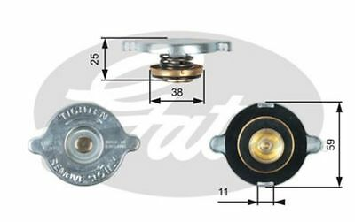 Genuine Gates Radiator Cap RC122