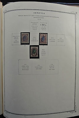 Lot 26239 Collection stamps of Armenia 1919-2009!