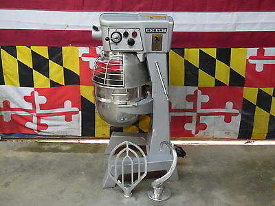Hobart D-300T 30qt Dough Stand Mixer w/ Attachments Commercial ... on