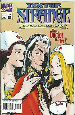 DOCTOR STRANGE #78 (MARVEL) (3rd SERIES) 1995