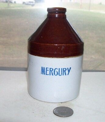 Nice Crock  Poison, Mercury