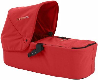 BUMBLERIDE Indie Stroller Carrycot Bassinet Cayenne Red NIB NEW