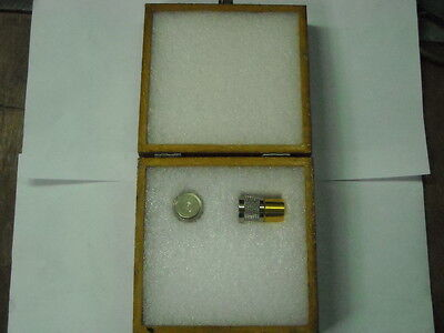 Type N (M) Calibration Kit for VNAs with wooden box