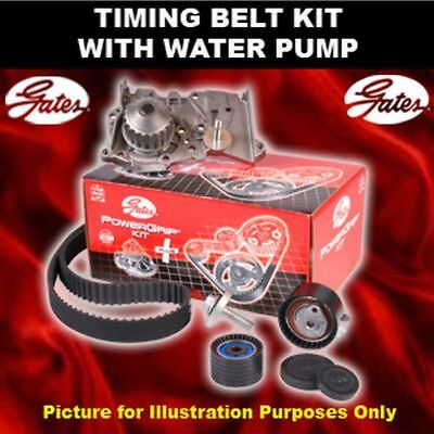Genuine Gates Timing Cam Belt and Water Pump Kit KP35604XS-2