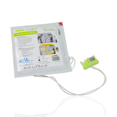 Zoll Stat Padz II Multi Function Adult AED Defibrillation Pads FREE SHIPPING
