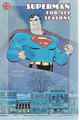 Superman for all Seasons Winter Book Four / US