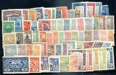 Panama 68 Different Stamps Lot