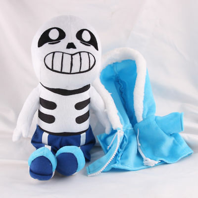 "Undertale Sans Plush Doll Figure Toys Kids Gifts 13""/30cm NEW"