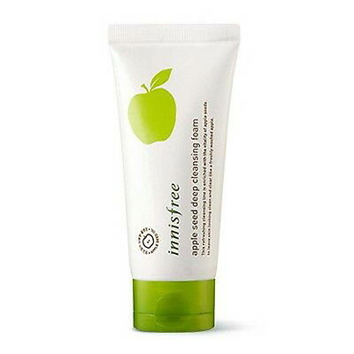 [Innisfree] Apple Seed Deep Cleansing Foam 150ml