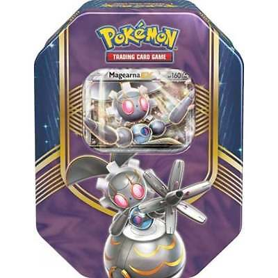 POKEMON BATTLE HEART TIN * Magearna EX