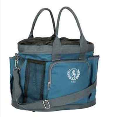 USG Large Grooming Bag - Solid base,numerous outside pockets - for horse brushes
