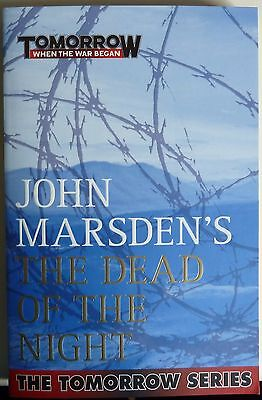 The Dead of the Night by John Marsden The Tomorrow Series