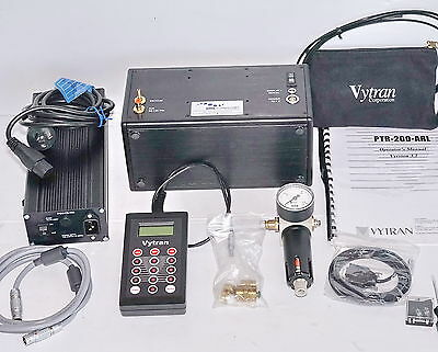 Vytran PTR-200-ARL Automatic Optical Fiber Recoater and Proofer **NEW**