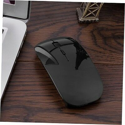 Portable Rechargeable Bluetooth 3.0 Wireless Mouse For Laptop PC Tablets SN