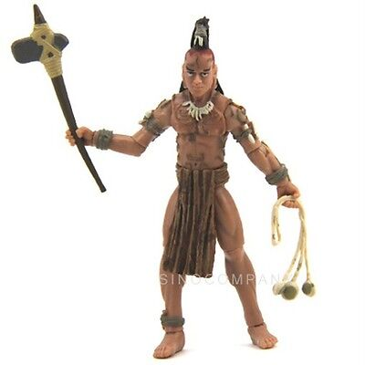 New 3.75 inches Indiana jones movie series Ugha Warrior  Figure Toy SX60