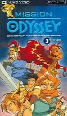 Mission Odyssey UMD PSP COMPLETE SONY PLAYSTATION PORTABLE