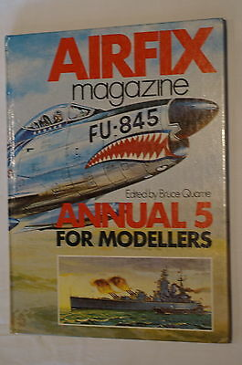 British Airfix Magazine Annual 5 for Modellers Reference Book