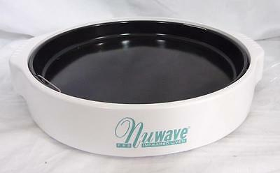 NUWAVE PRO PLUS Infrared Oven model 20301-20304 DRIP PAN & BASE