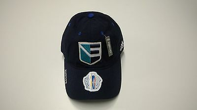 2016 World Cup of Hockey Team Europe adidas Hat Cap Slouch Buckle Adjustable OS