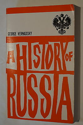 A History of Russia Reference Book