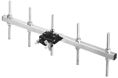 Gibraltar 5-Post Accessory Mount Clamp GAB20