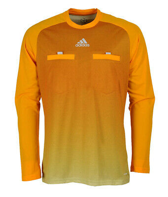 Adidas Referee 14 UCL Champions League Schiedsrichter Trikot orange S M L XL XXL
