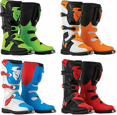 Thor MX Blitz Boots Offroad Motocross Dirtbike Boot Adult All Colors Sizes ATV