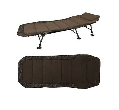 Fox NEW Carp Fishing R2 Series Camo Edge Series Standard Bedchair - CBC055