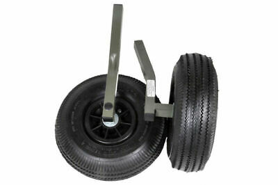 Prestige Carp Porter NEW MK4s/MK2 Fatboy Triporter Barrow Rear Wheels