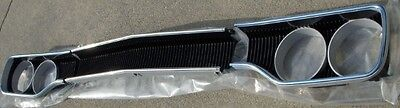 Mopar 1970 Road Runner Grille and Bezels NEW 70 grill